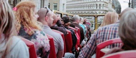 Размещение туристических и детских групп